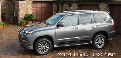 2014 lexus gx 460 suv road test review by bob plunkett road travel magazine. Black Bedroom Furniture Sets. Home Design Ideas