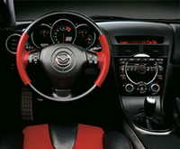 2004 mazda rx8 road test review by jeff voth road travel magazine. Black Bedroom Furniture Sets. Home Design Ideas