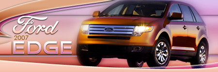 2007 ford edge road test review by jessica howell road. Black Bedroom Furniture Sets. Home Design Ideas