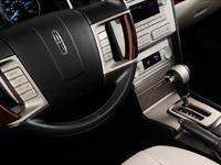 2007+lincoln+mkz+interior