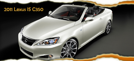 2011 Lexus IS 350C Road Test by Martha Hindes