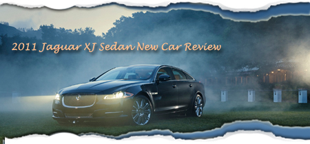 2011 Jaguar XJ Sedan Road Test Review