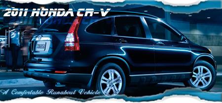 2011 Honda CR V CUV Road Test Review By Bob Plunkett