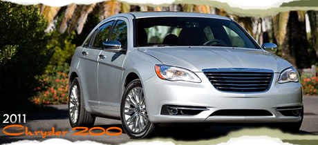 2011 Chrysler 200 Road Test Review by Bob Plunkett