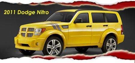 2011 Dodge Nitro Road Test Review By Bob Plunkett Road Travel