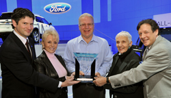 Ford Explorer Wins 2011 International SUV of the Year