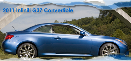 2011 Infiniti G37 Converticle Review by Bob Plunkett