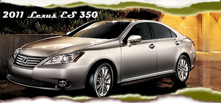 2011 lexus es 350 road test review by bob plunkett road. Black Bedroom Furniture Sets. Home Design Ideas