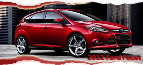 2012 All-New Ford Focus