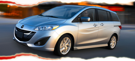 2012 Mazda Mazda5 Road Test Revew by Bob Plunkett