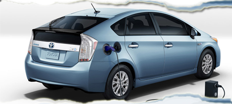 2012 Toyota Prius v Hatchback Road Test Review