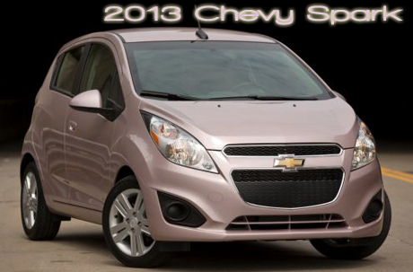 2013 Chevy Spark Road Test Review by Tim Healey