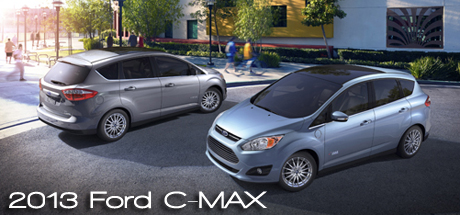 2013 Ford C-Max Road Test Review : Road & Travel Magazine