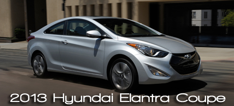 2013 Hyundai Elantra Coupe Road Test Review : Road & Travel Magazine