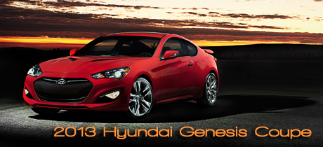 2013 Hyundai Genesis Coupe Road Test Review by Bob Plunkett
