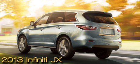2013 Infiniti JX Road Test Review by Bob Plunkett