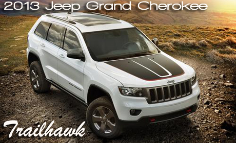 2013 Jeep Grand Cherokee Trailhawk Road Test Review