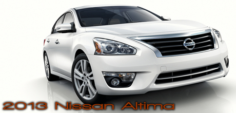 2013 Nissan Altima Road Test Review : Road & Travel Magazine