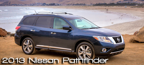 2013 Nissan Pathfinder Road Test Review : Road & Travel Magazine