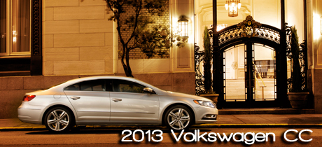 2013 Volkswagen CC Sedan Road Test Review by Bob Plunkett