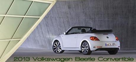 2013 Volkswagen Beetle Convertible Road Test Review by Bob Plunkett
