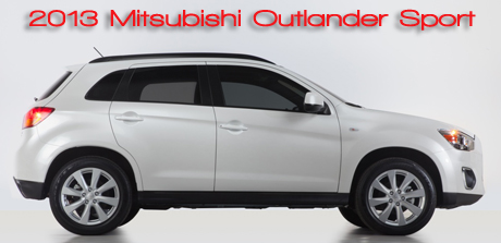 2013 Mitusubishi Outlander Sport Road Test Review by Bob Plunkett