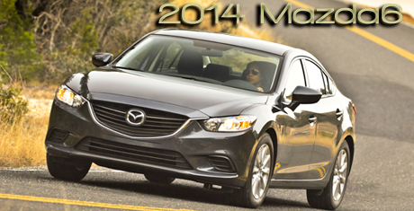 2014 Mazda Mazda6 Sedan Road Test Review by Bob Plunkett