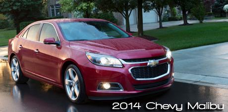2014 Chevrolet Malibu Road Test Review