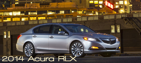 2014 Acura RLX Road Test Review by Bob Plunkett