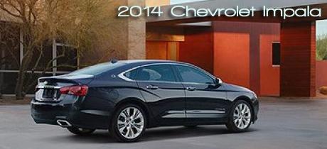2014 Chevrolet Impala Test Drive by Bob Plunkett