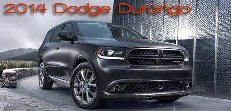 2014 Dodge Durango Road Test Review by Bob Plunkett