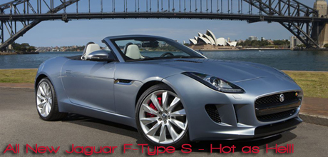 2014 Jaguar F-Type Sport Road Test Review by Bob Plunkett