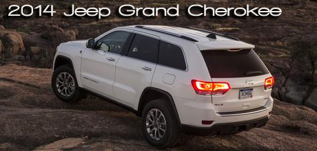 2014 Jeep Grand Cherokee Road Test Review by Courtney Caldwell