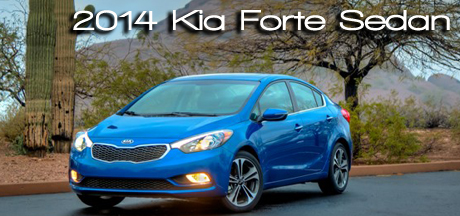 2014 Kia Forte Sedan Road Test Review by Bob Plunkett