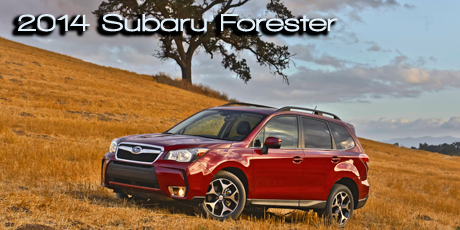 2014 Subaru Forester Road Test Review by Bob Plunkett