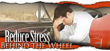Tips For Reducing Stress Behind The Wheel Road Amp Travel