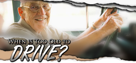 When is Too Old to Drive?