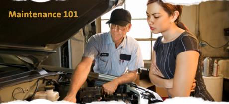 Vehicle Maintenance 101
