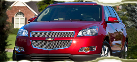 2012 Chevrolet Traverse Dad-Mobile