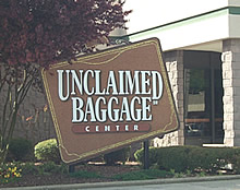 Unclaimed Baggage Haven